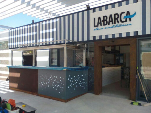 Restaurante La Barca por Studio 17